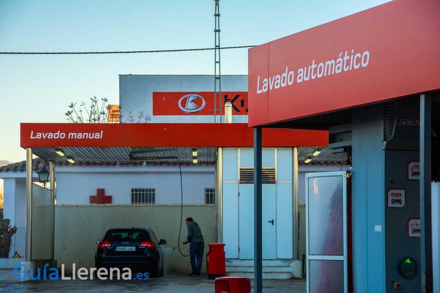 Estación de Servicio Cepsa Morales Esmeralda