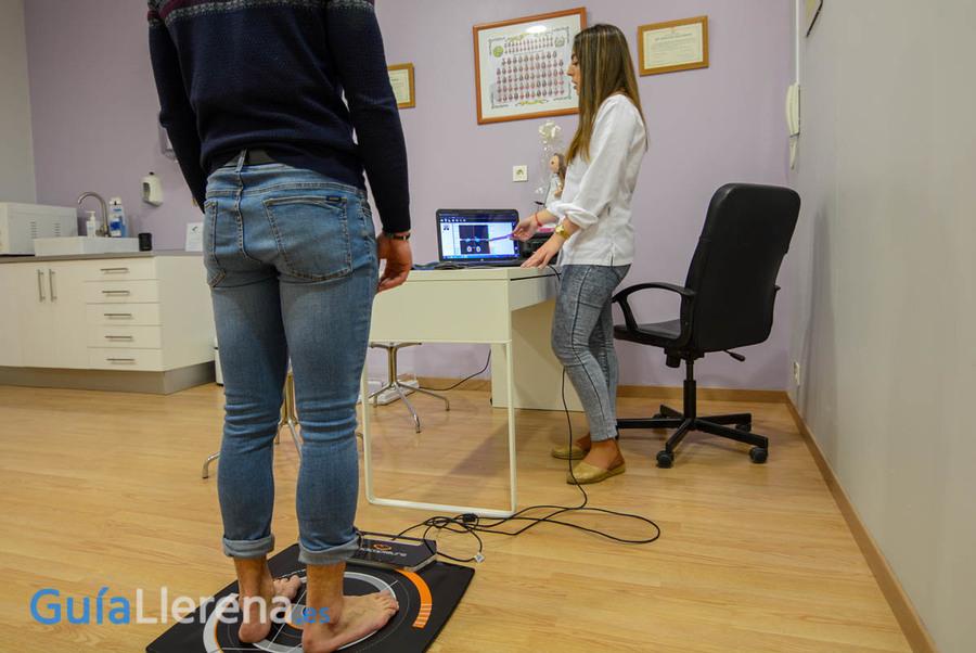 Clínica del pie Ángela Del Arco