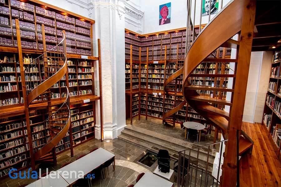Biblioteca Arturo Gazul / Hospital San Juan de Dios