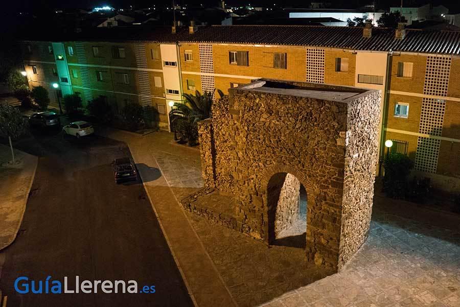 Puerta de Villagarcía
