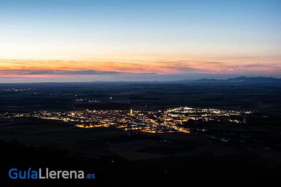"""Mirador """"Sierra de San Miguel"""""""